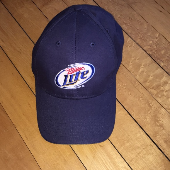 Miller Lite Accessories - 2 for  20 ⭐ Vintage 90s Miller Lite Beer Dad Hat c682957668ee